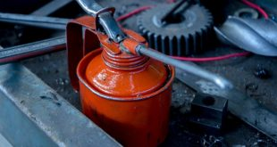 Öl für SäulenbÖl für eine Säulenbohrmaschineohrmaschine