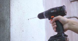 Akku Bohrschrauber Aufsatz wechseln