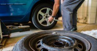 Akku Schlagschrauber für Reifenwechsel