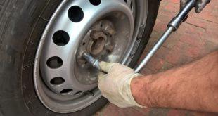 Akku Schlagschrauber für Reifenmontage